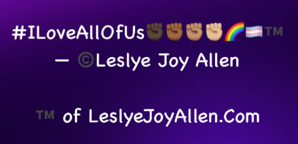 Leslye Joy Allen